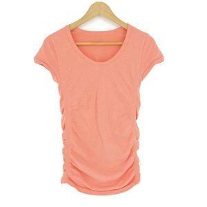 Athleta Shirt Pure Tee Short Sleeve Ruch